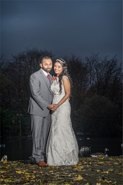 0178 - Asian Wedding Photography in West Yorkshire - -