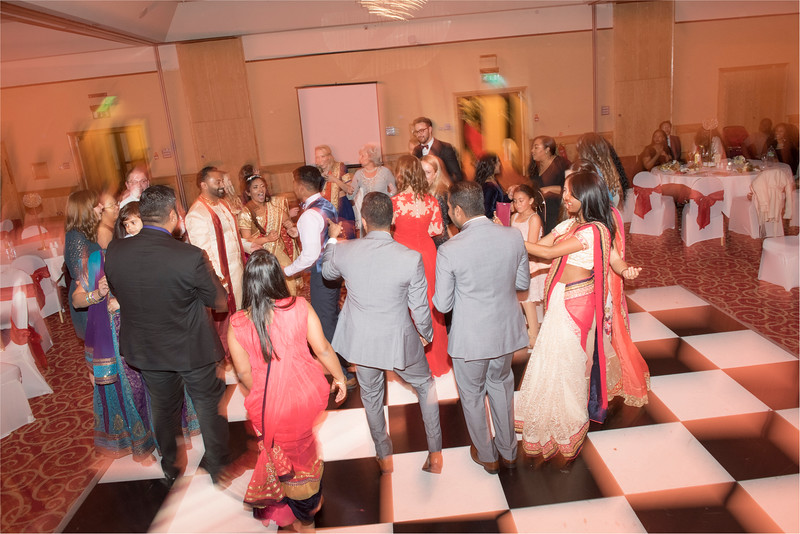 0250 - Asian Wedding Photography in West Yorkshire - -