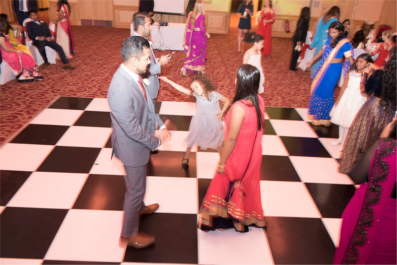 0242 - Asian Wedding Photography in West Yorkshire - -