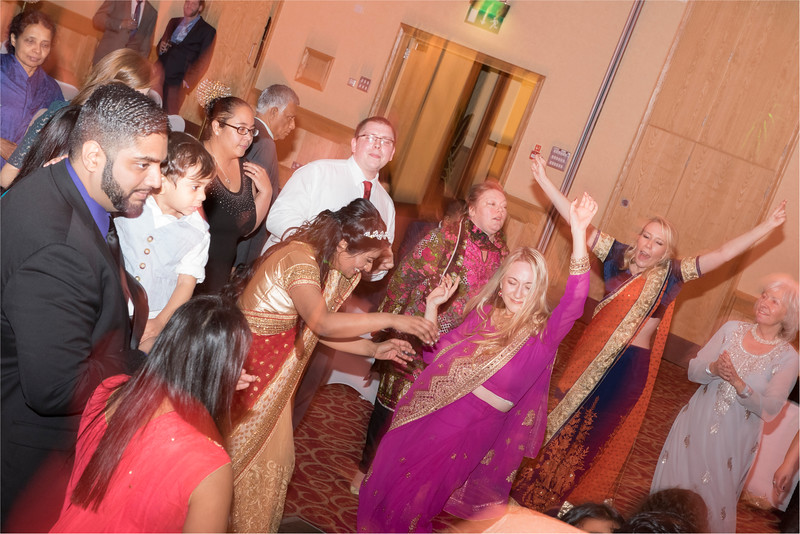 0253 - Asian Wedding Photography in West Yorkshire - -