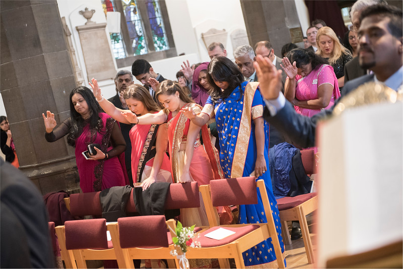 0131 - Asian Wedding Photography in West Yorkshire - -