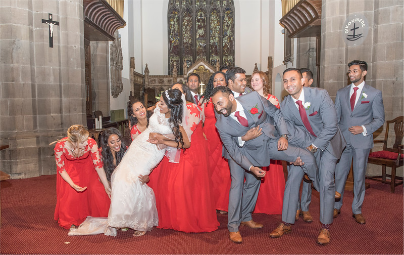 0157 - Asian Wedding Photography in West Yorkshire - -