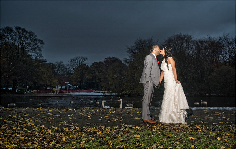0173 - Asian Wedding Photography in West Yorkshire - -