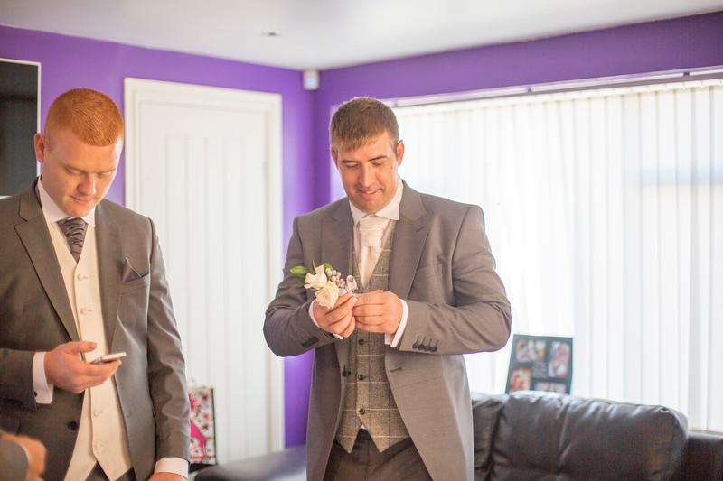 0001 - Wedding Photographer Yorkshire - Oulton Hall Wedding Photography -