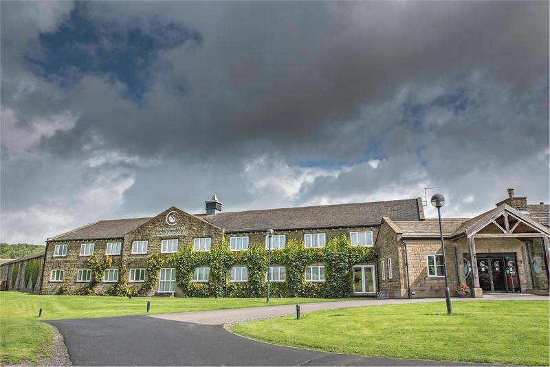 0001 - Wedding Photographer Yorkshire - Coniston Hotel Wedding Photography -