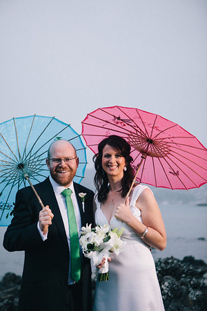 Bridal Portraits on Wellington South Coast