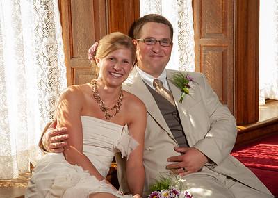 2011 Jen & Iain Siery Tippecanoe  Wedding Ceremony