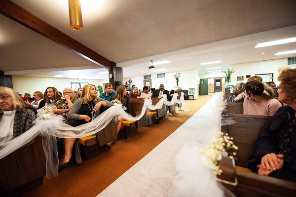 Courtney & Jeff's Wedding