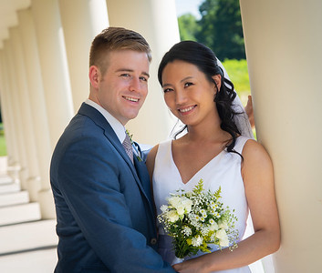 Jiye & Scott Verduin's Wedding (USA)