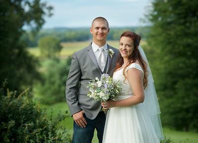 Krystal and Heath Wedding