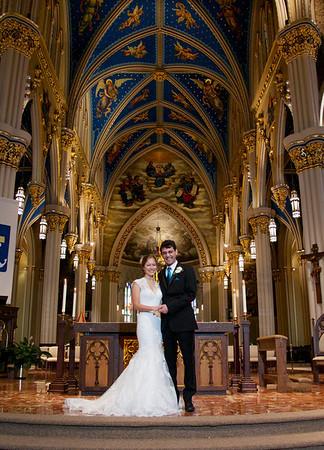 Notre Dame Basilica Weddings