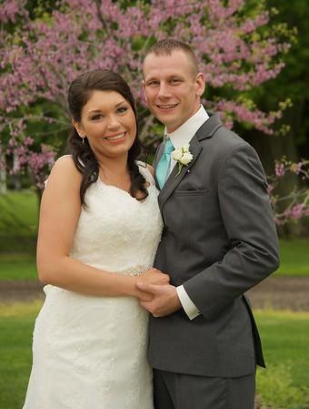 Tiffany & Nathan's  Wedding