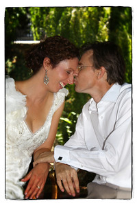 Conrad and Vicki