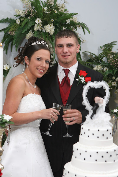 Carrie and Kurt Wedding 04 07 2007 A 322ps