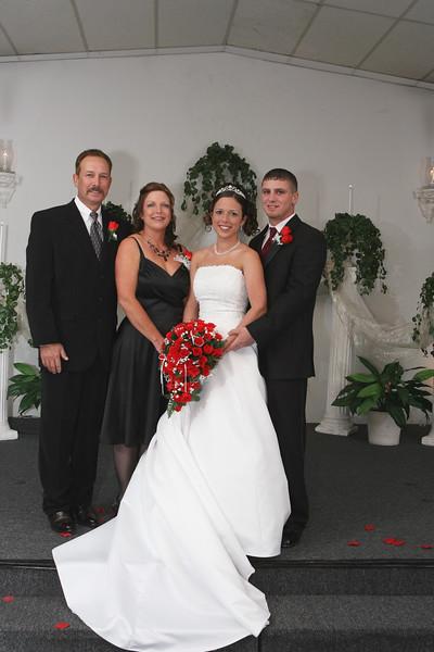 Carrie and Kurt Wedding 04 07 2007 A 241ps