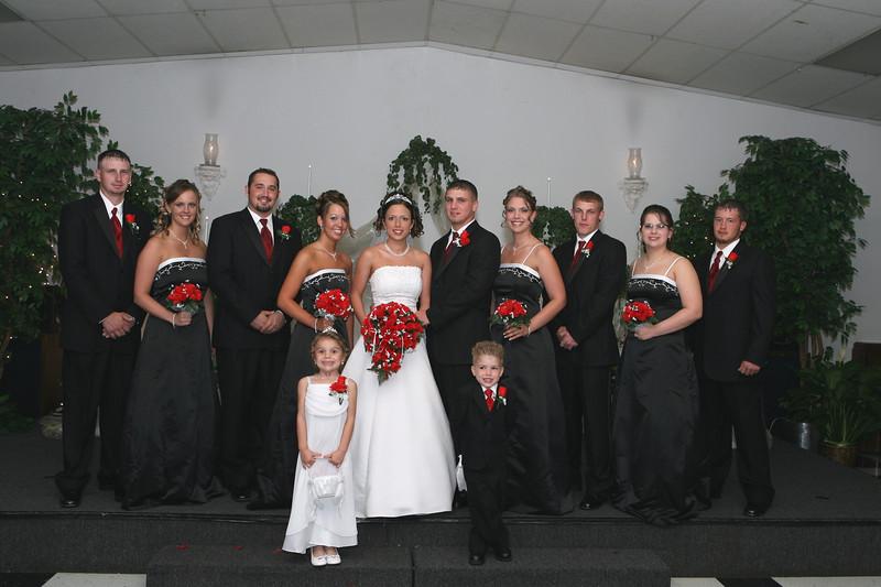 Carrie and Kurt Wedding 04 07 2007 A 234ps