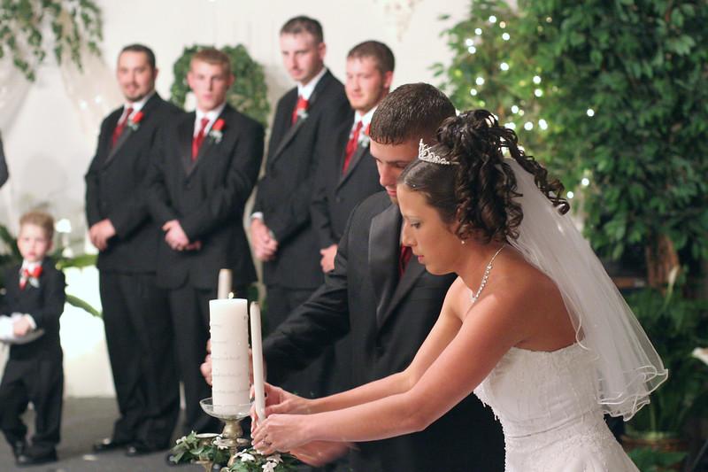 Carrie and Kurt Wedding 04 07 2007 B 133PS