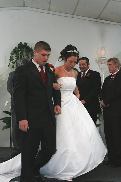 Carrie and Kurt Wedding 04 07 2007 A 206ps