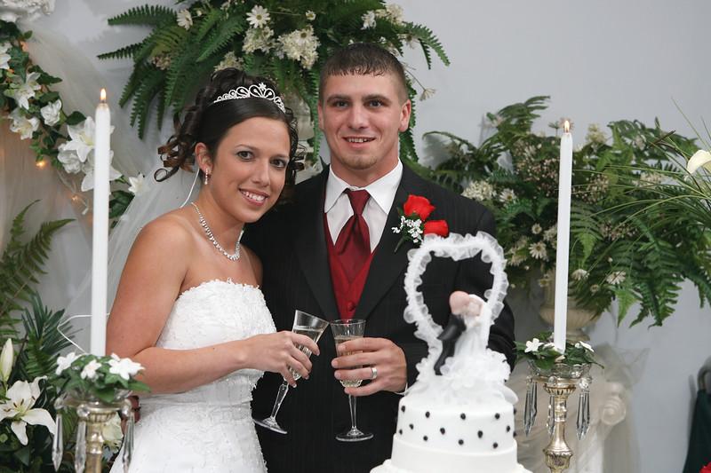Carrie and Kurt Wedding 04 07 2007 A 321ps