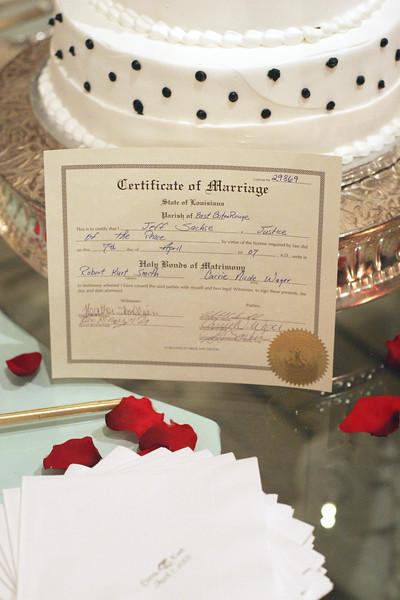 Carrie and Kurt Wedding 04 07 2007 B 160PS