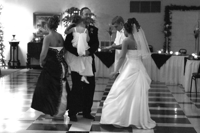 Carrie and Kurt Wedding 04 07 2007 A 603psbw