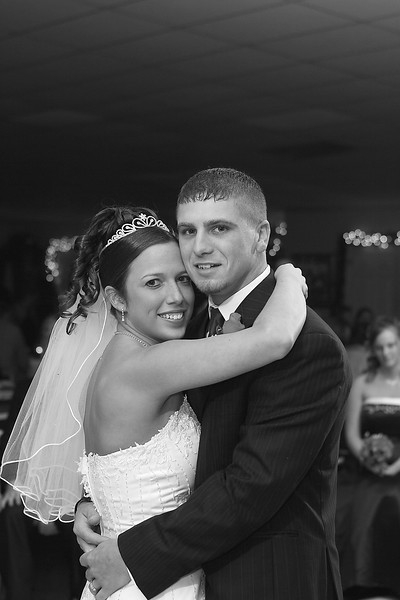 Carrie and Kurt Wedding 04 07 2007 A 293psbw
