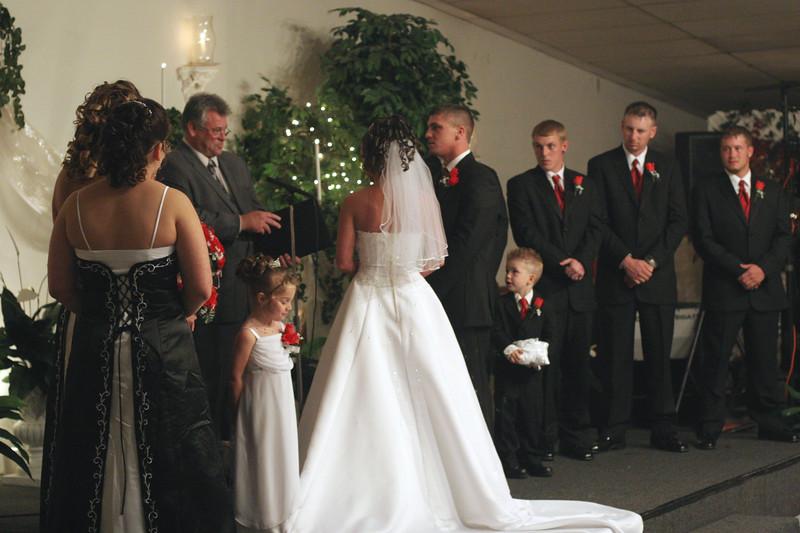 Carrie and Kurt Wedding 04 07 2007 B 114ps
