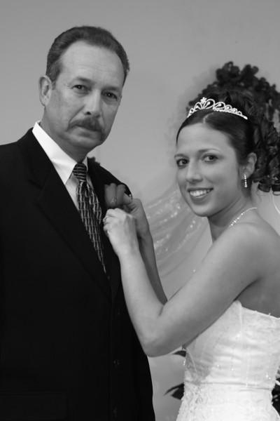 Carrie and Kurt Wedding 04 07 2007 A 087psbw