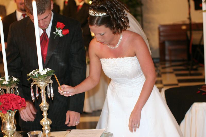 Carrie and Kurt Wedding 04 07 2007 B 134ps