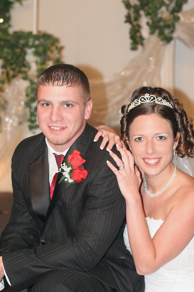 Carrie and Kurt Wedding 04 07 2007 B 168PS