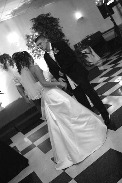Carrie and Kurt Wedding 04 07 2007 A 619bw