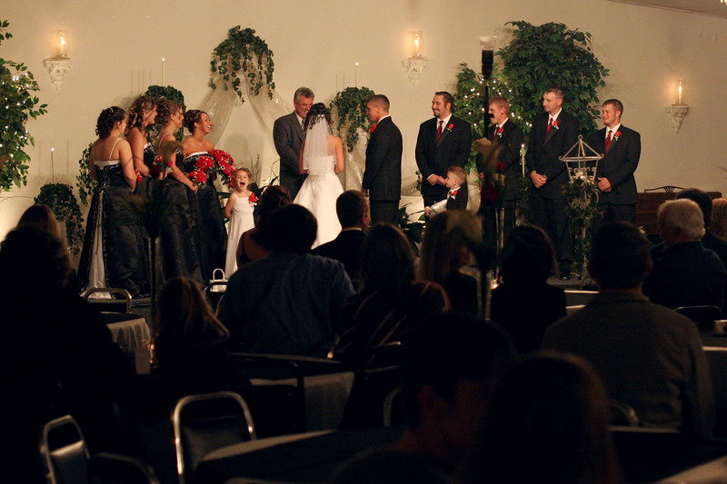 Carrie and Kurt Wedding 04 07 2007 B 116ps