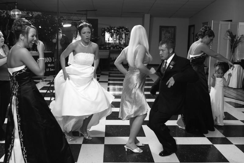 Carrie and Kurt Wedding 04 07 2007 A 538psbw