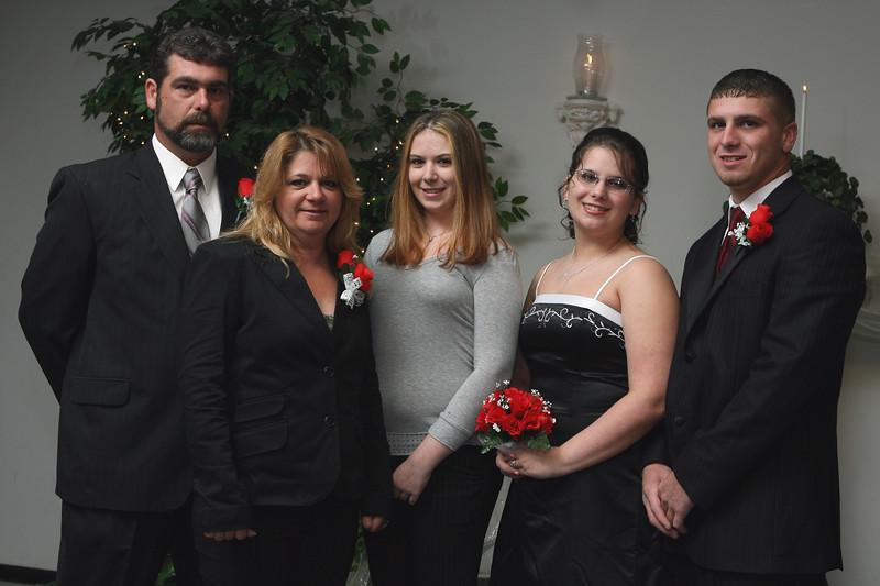 Carrie and Kurt Wedding 04 07 2007 A 153ps