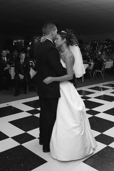 Carrie and Kurt Wedding 04 07 2007 A 294psbw