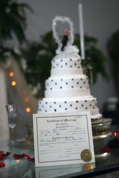 Carrie and Kurt Wedding 04 07 2007 A 109ps