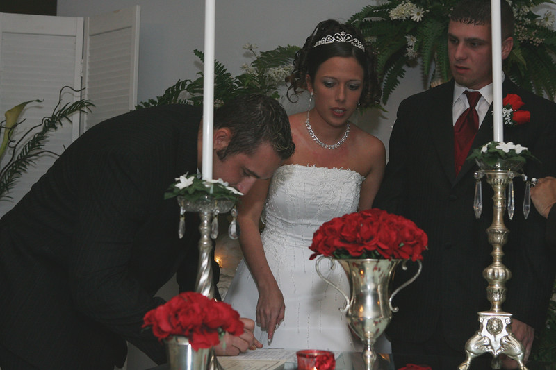 Carrie and Kurt Wedding 04 07 2007 A 214ps
