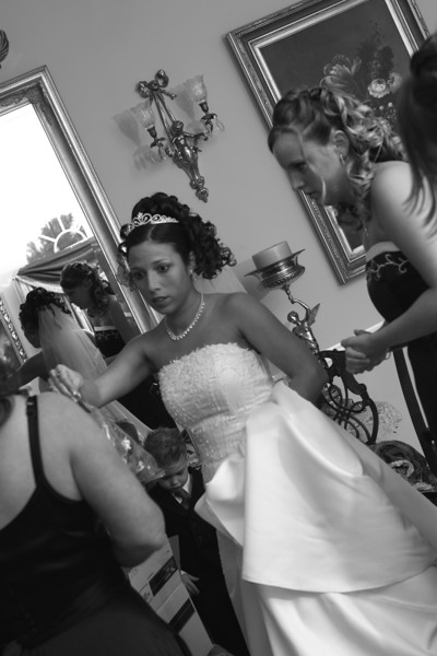 Carrie and Kurt Wedding 04 07 2007 A 062psbw
