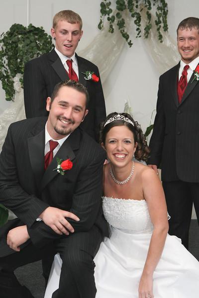 Carrie and Kurt Wedding 04 07 2007 A 266ps