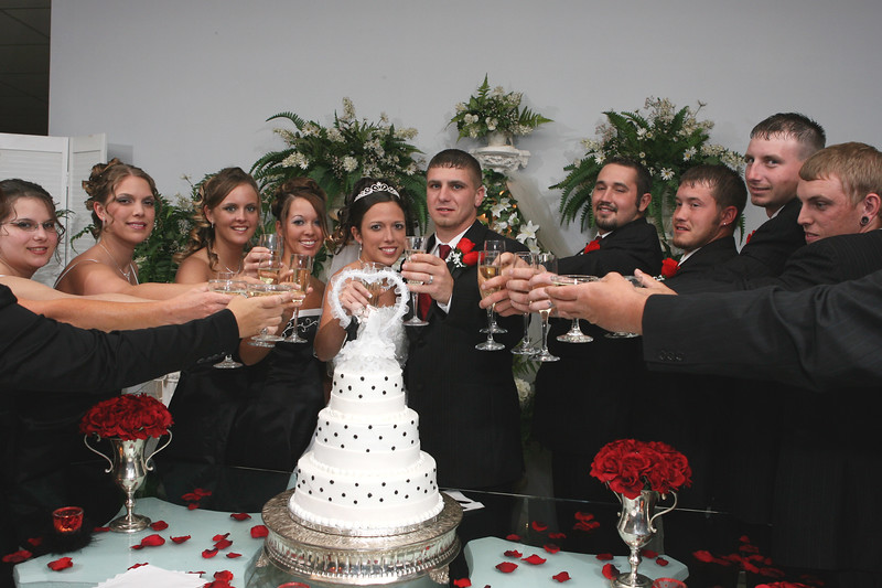 Carrie and Kurt Wedding 04 07 2007 A 336ps