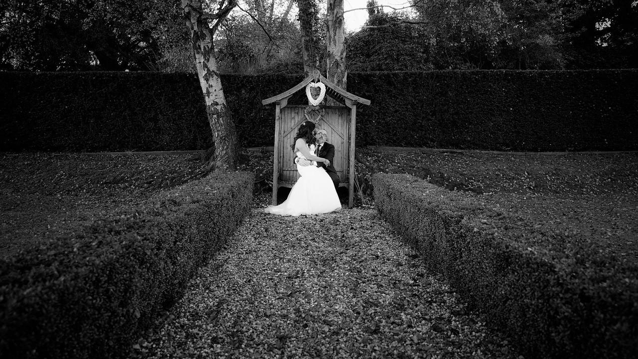 Leann & Steve - Soughton Hall