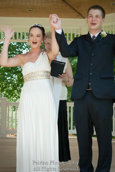 Matt-Kim Wedding Ceremony 6-28-14