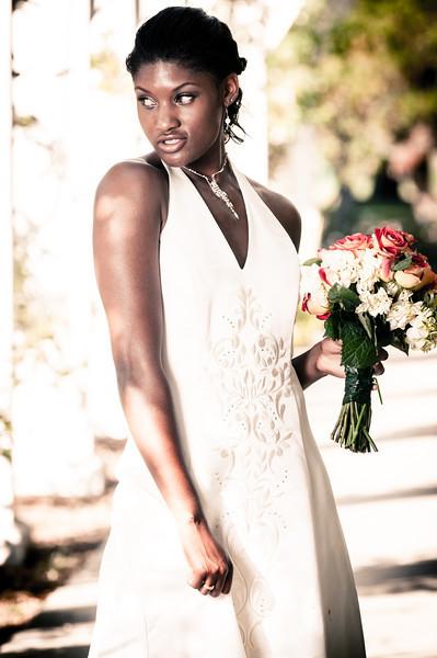 Brittany Bridal Shoot