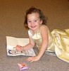 Kaitlyn - what an adorable little girl.