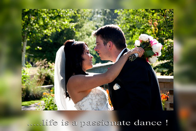life is a passionate dance