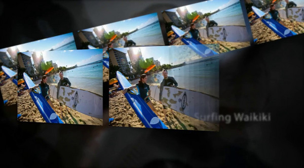 Kim Billy Waikiki Surfing Couple Shoot Photo Show Surfing Song   Click Arrow To Play
