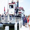Geneva Lake Wedding Shuttle on the Duchess