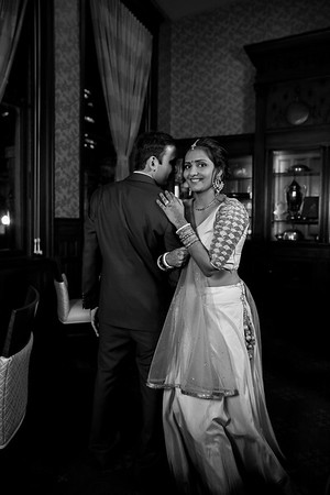 Tanvi & Quresh Wedding November 21, 2016 in Cincinnati, Ohio. 📸: Vasquez Photography