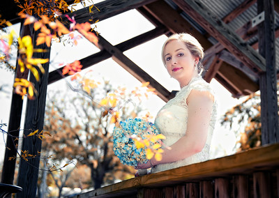Chris & Christy - Bridal Portraits