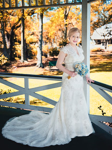 Chris & Christy - Bridal Portraits